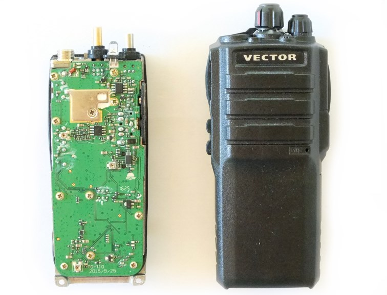 Vector VT-80 ST Super Turbo