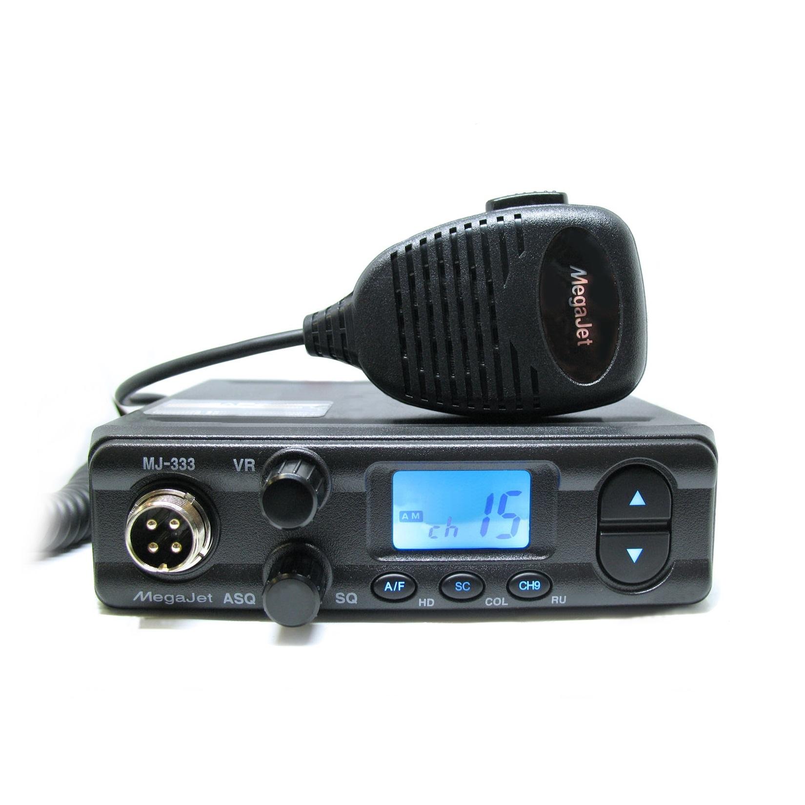 Си би антенна для портативной радиостанции своими руками