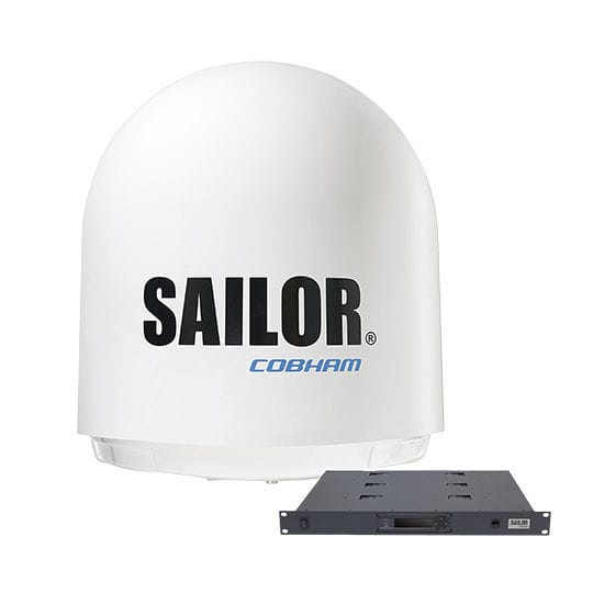 Sailor VSAT 600