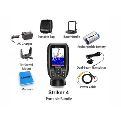 Garmin Striker 4dv Garmin Striker 4dvаксессуары