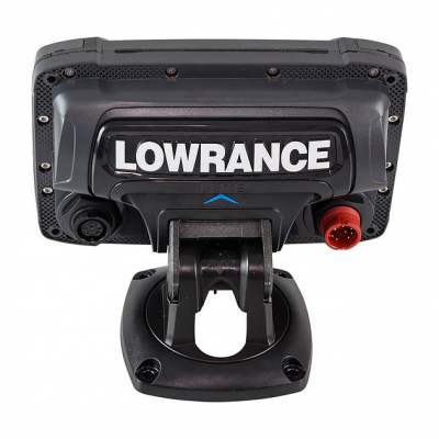 Lowrance Elite-5Ti Mid/High/TotalScan задняя панель